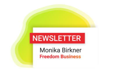 Monika Birkner Business Transformation Letter 400 x 250