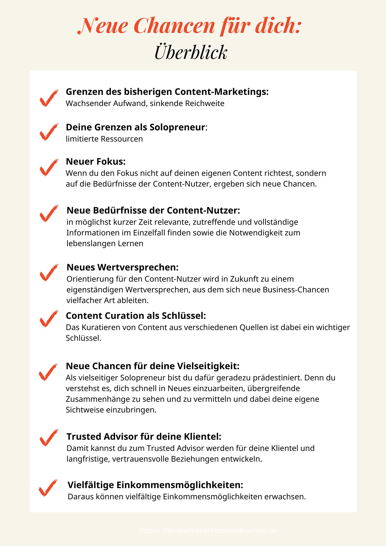 Monika Birkner Content Shock und Contgent Curation