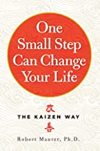 Cover: Robert Maurer: One Small Step Can Change Your Life
