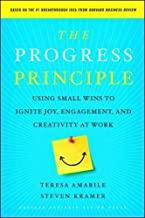 Cover: Teresa Amabile_The Progress Principle_